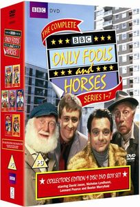 Only Fools and Horses: Series 1-7 DVD at Amazon