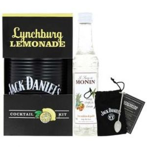 Poundshop.com - Limited Edition Jack Daniels Lynchburg Lemonade Cocktail Set