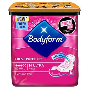Bodyform Sanitary Towels Only 95p at Tesco & FREE Case for Your Sanitary Towels