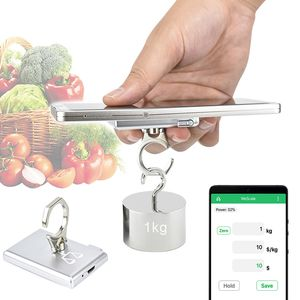84% off for Multi-Function Portable Electronic Scale Mobile Phone Brackets