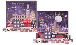 24 Days of Beauty Christmas Advent Calendars
