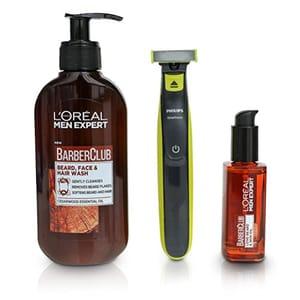 Ultimate Beard Grooming Kit OneBlade (Bundle 2)