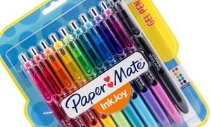 Free Papermate Gel Pens