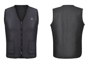 Brrr.. It's Cold Outside! Electric Heating Vest - 3 Sizes