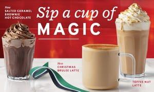 Starbucks Coffee Company Egift Card £10 for £5