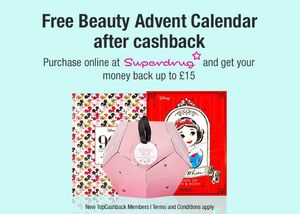 Free Beauty Advent Calander