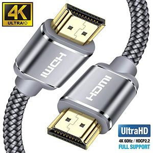 2m HDMI Cable HDMI 2.0 A/b High Speed with Ethernet, 4K