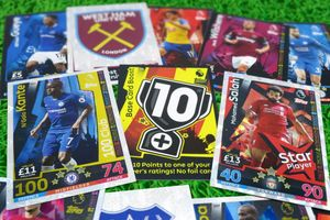 Free Match Attack Trading Cards 5 Pack o2 priority