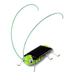 SODIAL(R) Solar Energy Powered Grasshopper / Cricket