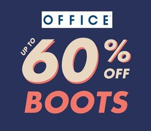 Women's Boots - up to 60% off at OFFICE