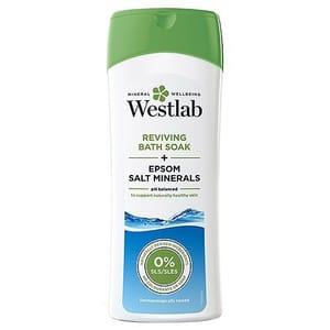 6 Packs Westlab Reviving Bath Soak, 400 G
