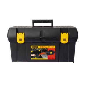 Stanley 49cm + 32cm Twin Toolbox