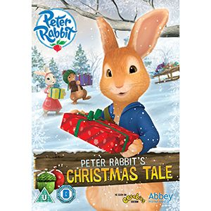 Peter Rabbit's Christmas Tale DVD