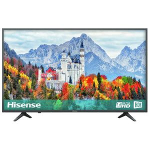 Hisense 50 Inch H50A6250UK Smart 4K UHD TV with HDR 3 Yr Warranty £379
