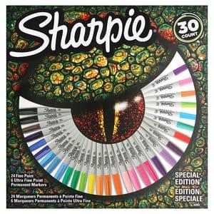 Sharpie Lizard Eye Box 30Pk