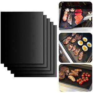 1PC Reusable Non-Stick BBQ Mat for Grill Roast Mat