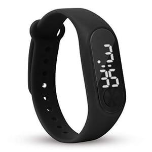 Smart Sport Wrist Watch Distance Running Calorie Counter Fitness Pedometers