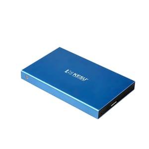 "KESU 2.5"" Portable External Hard Drive HDD USB 3.0. Choice of GB Size."