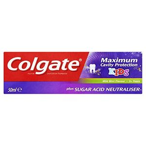 Colgate Maxcavity Protect Kids Toothpaste (Add-On)