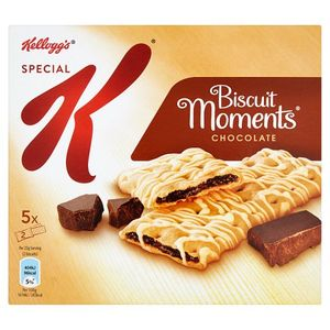 HALF PRICE Kelloggs Special Biscuit Moments Chocolate