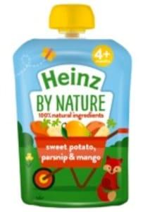 Heinz Potato, Parsnip & Mango Baby Food