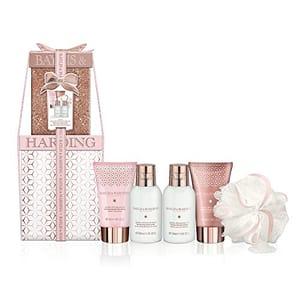 Baylis & Harding Jojoba, Silk and Almond Oil Mini Stacking Gift Boxes Gift Set
