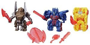 3 Pack of Transformers Turbo Changers Free Delivery