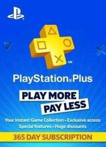 PlayStation plus - 12 Months/365 Days Subscription UK at Instant Gaming £35.76