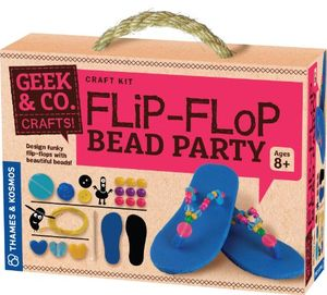 Thames and Kosmos Flip FLop Bead Party