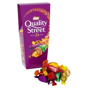 Nestle Quality Streets from the 7th