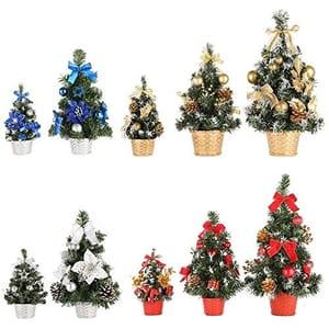 Mini Christmas Tree Ornaments