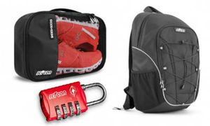 Free Scicon Backpack & Travel Accessories