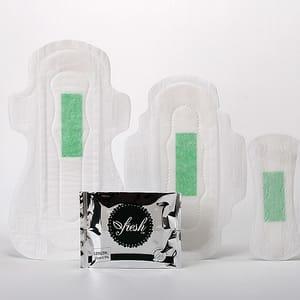 Afresh Pad Sample Packs (P&P £0.30)