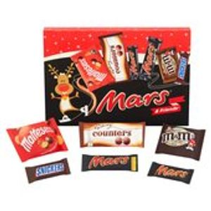 Mars & Friends Selection Boxes