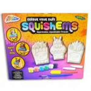 Colour Your Own Sqishems Set