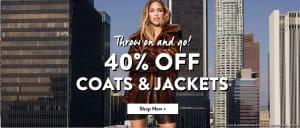 20% off Orders at Boohoo