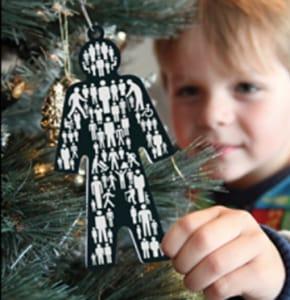 Free Christmas Tree Decoration