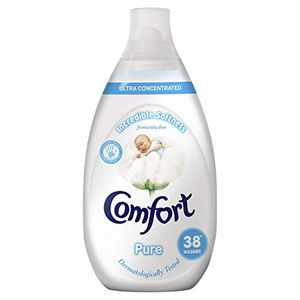 Comfort Pure Ultra Concentrated Fabric - 228 Washes (38 Washes X Pack of 6)