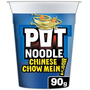 HALF PRICE Pot Noodle Chinese Chow Mein 90G