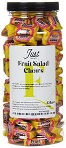 Jar of Fruit Salad Chews