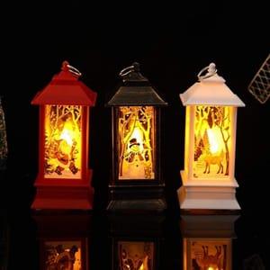 Mini Decorative Table Lamp Creative Christmas