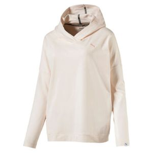 Puma Women's Essential Hooded Cover up Training Top