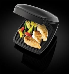 George Foreman 4-Portion Family Health Grill Only £16.99