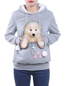 Women's Cute Kangaroo Pocket Hoodie / Sweatshirt from 10.99