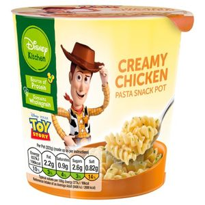 HALF PRICE Disney Chicken Pasta Snack Pot