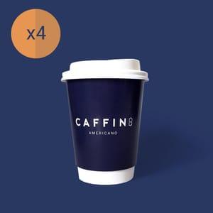 Free Americano Coffee Cups (Worth £8) £3 P&P