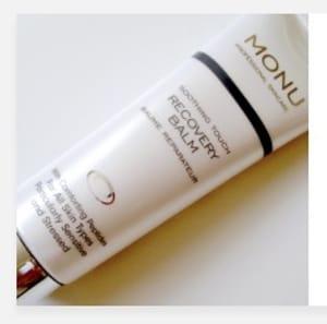 MONU Skincare Recovery Balm