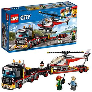 LEGO 60183 City Great Vehicles Heavy Cargo Transport Playset