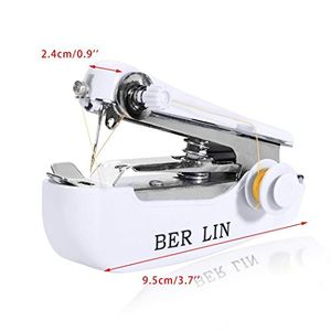 Household Mini Portable Hand-Held Sewing Machine Clothes Machine
