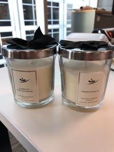 Classy Candles - Poundland